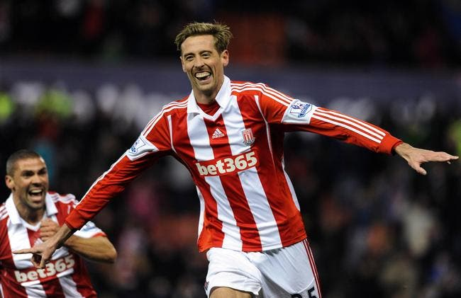 Stoke City - Arsenal : 3-2