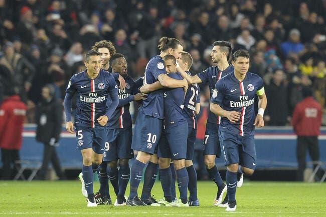 Au fait, Ibrahimovic n'est pas au top avec le PSG