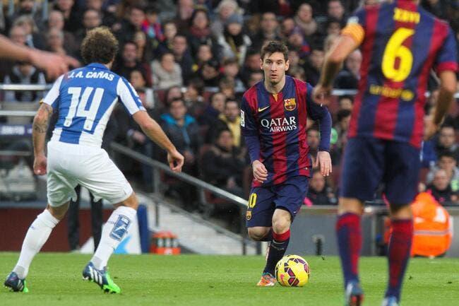 Le Barça et Messi déchaînés avant de jouer le PSG