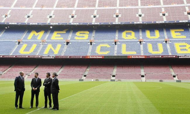 Fair-play financier : Le PSG taclé par le Barça