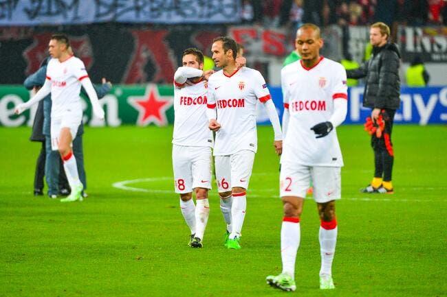 Monaco pense à la qualification et au foot français