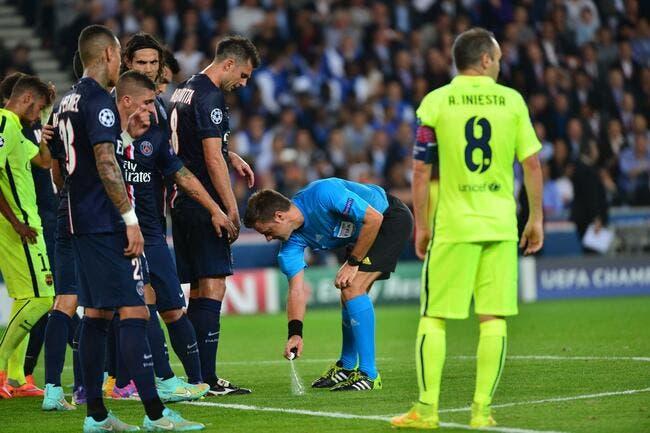 Le PSG « ne mettra pas 10 défenseurs » face au Barça