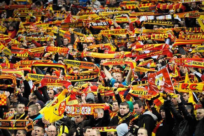 Les supporters lensois n'iront pas à Montpellier