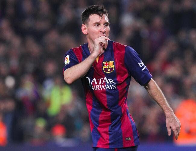 Les «vampires» renvoient Lionel Messi dans les cordes