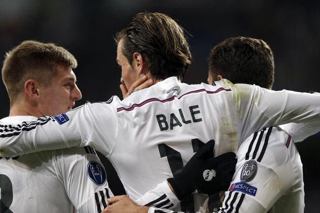 Real Madrid – Ludogorets 4-0