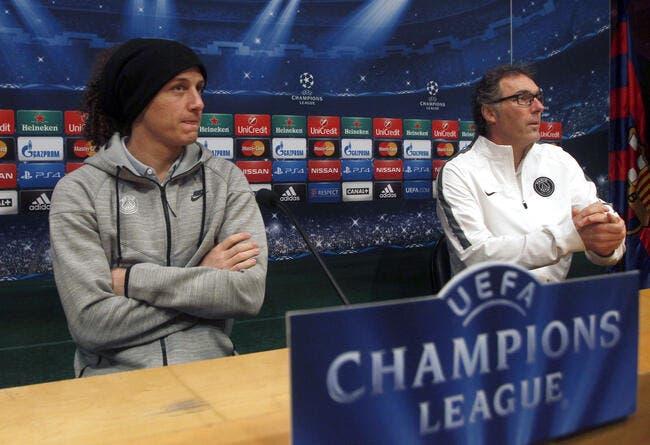 PSG-Chelsea en finale, David Luiz en rêve