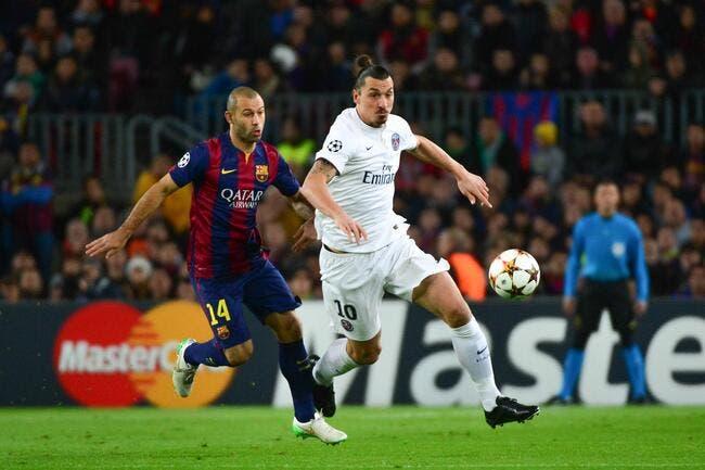 Le PSG tombe face au Barça mais n'a pas à rougir