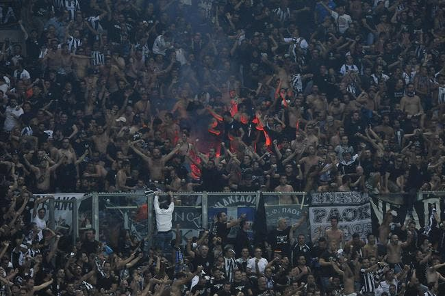 Guingamp ne tremble pas devant la furia du PAOK