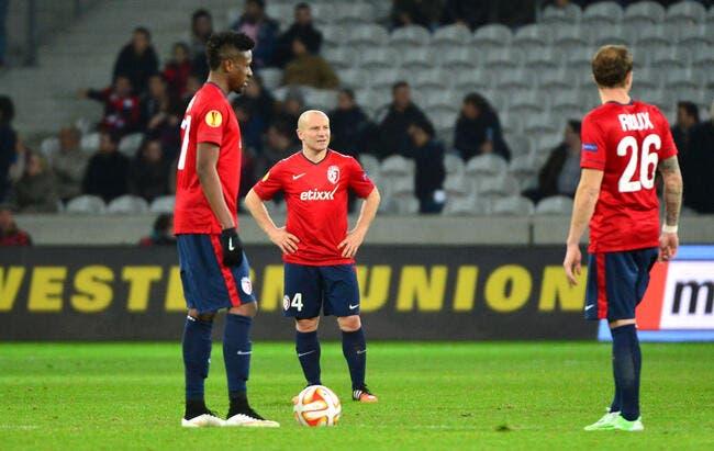 Lille prend 0-3 mais « n'a pas été bouffé »