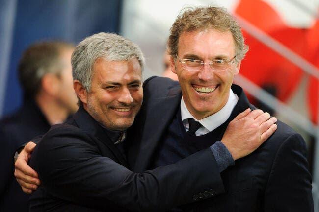 Mourinho veut le PSG, « un déplacement facile »