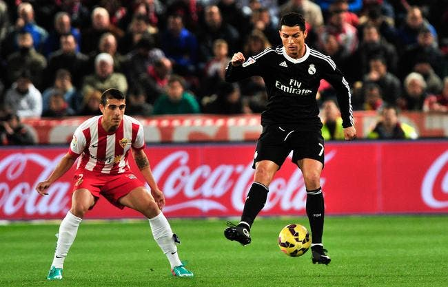 Almeria – Real Madrid 1-4