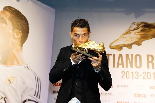 Cristiano Ronaldo offre un cadeau à 7000 euros à ses coéquipiers