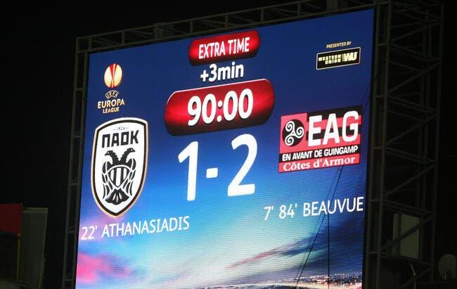 Indice UEFA : La France stagne, loin des grands d'Europe