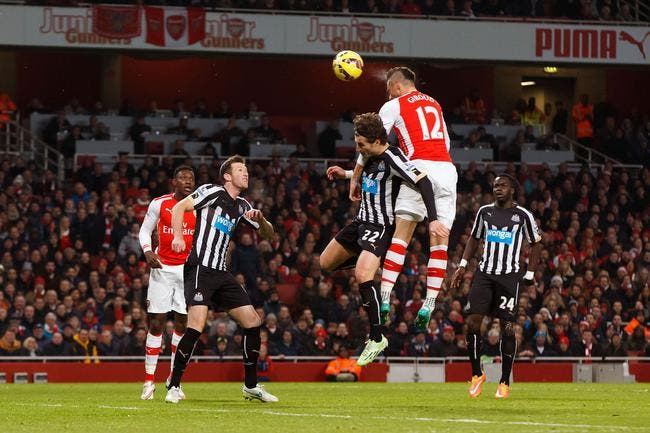 Arsenal - Newcastle : 4-1