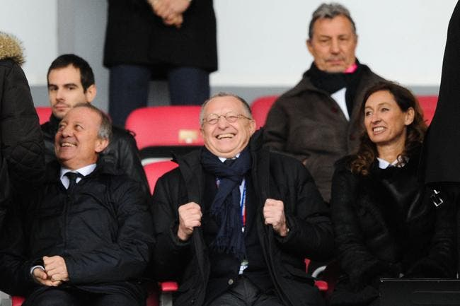 Aulas est rusé, il applaudit Nantes face à Bordeaux