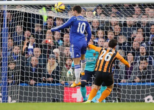 Chelsea - Hull City : 2-0