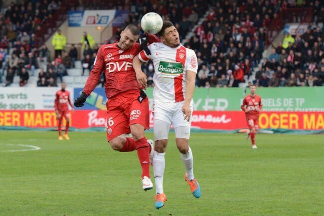 Dijon - Brest : 1-0