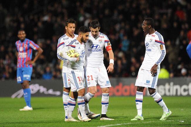 Fekir a la cote chez les cadors de Premier League