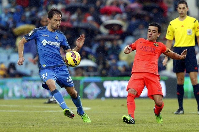 Getafe - FC Barcelone : 0-0
