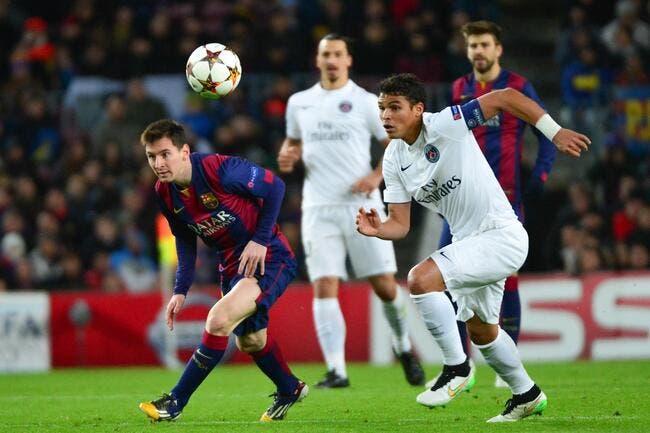 Le PSG pourrait « enterrer » Thiago Silva