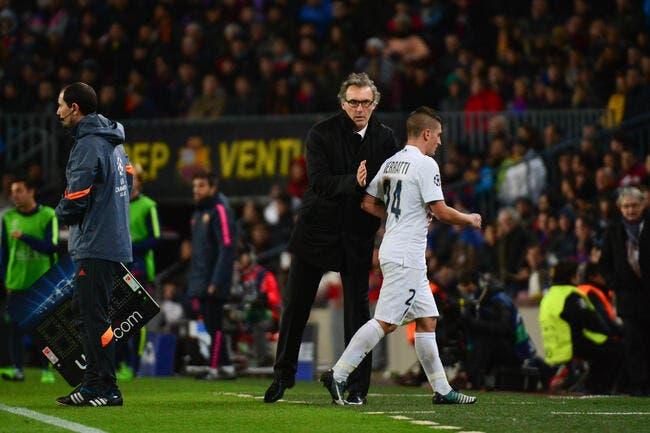 L'aveu délicat de Blanc sur sa boulette lors de Barça-PSG