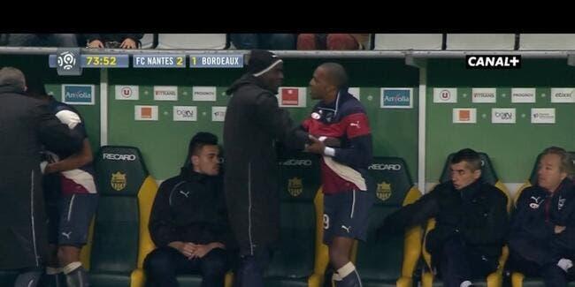 Bordeaux va punir Rolan après le clash avec Maurice-Belay