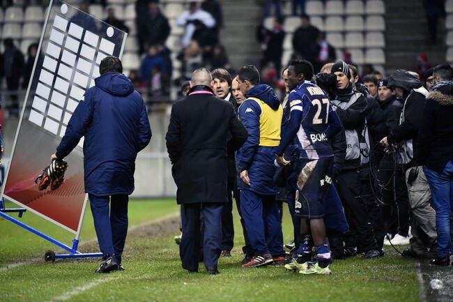 Evian en a marre de «se faire enfler» par les arbitres