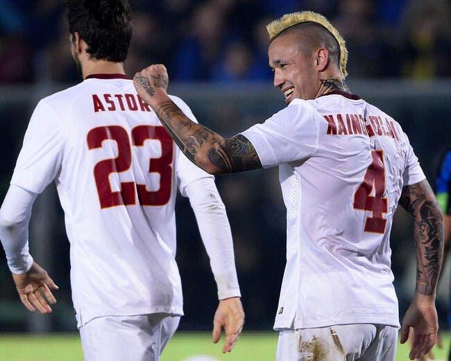 Genoa - AS Rome :  0-1