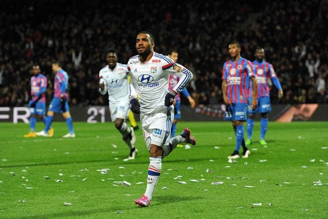 Lacazette, la star du marketing à l'OL