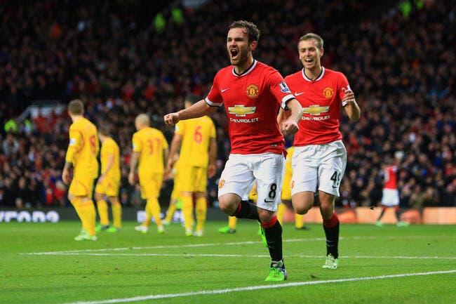 Man Utd - Liverpool : 3-0