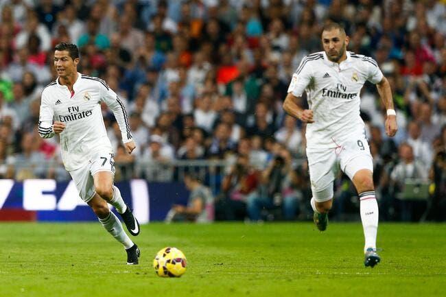 Cristiano Ronaldo « doit gagner le Ballon d'Or » pour Benzema