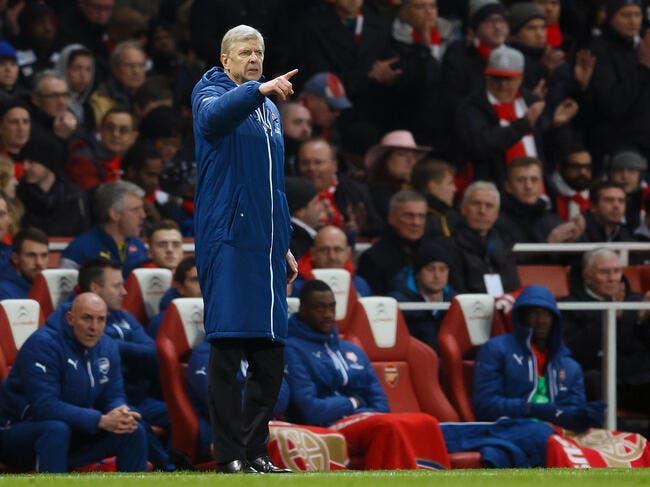 Arsenal est heureux de tomber sur Monaco