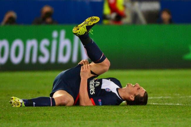 Ibrahimovic fait un vœu pour PSG-Chelsea