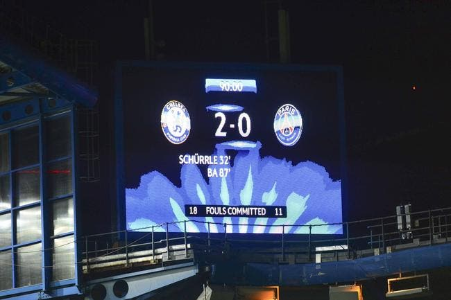 Le PSG pense encore à son élimination face à Chelsea