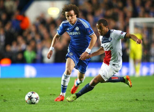 Lucas veut se dépouiller pour que le PSG sorte Chelsea