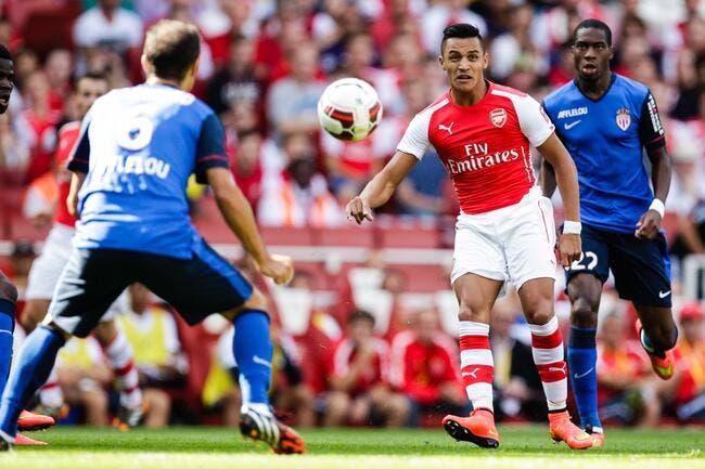 Monaco connait le style d'Arsenal par coeur