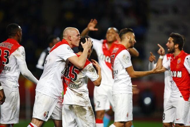 Monaco sera «relax» mais veut éliminer Arsenal