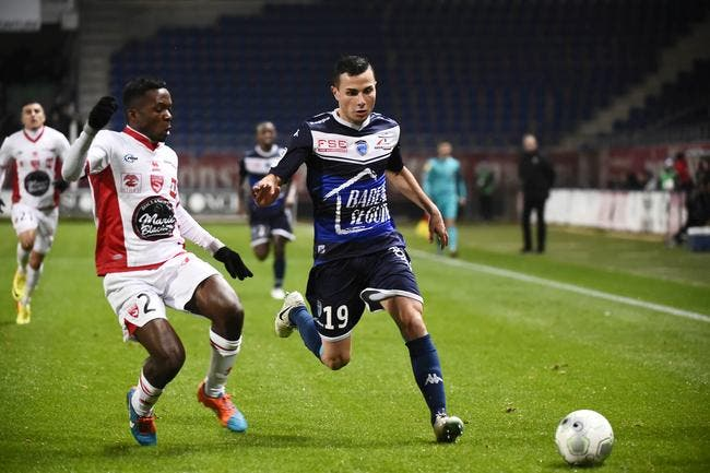 Troyes – Nîmes 2-0