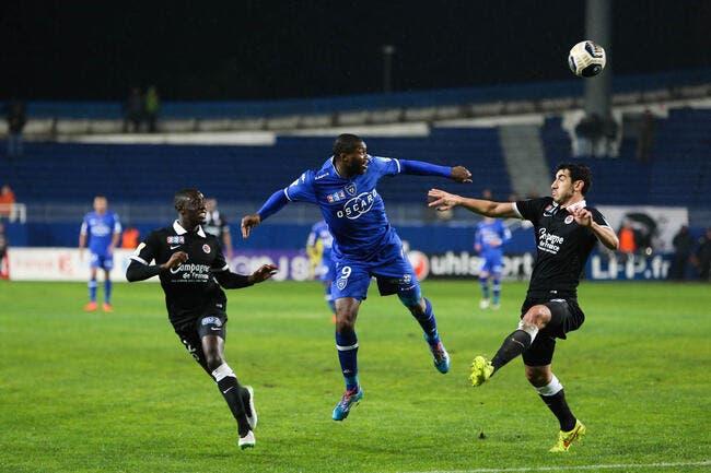 Bastia passe à l'arrache face à Caen