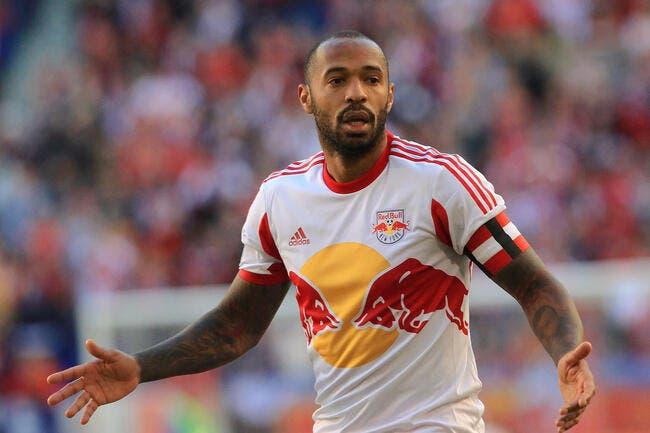 Thierry Henry annonce sa retraite !