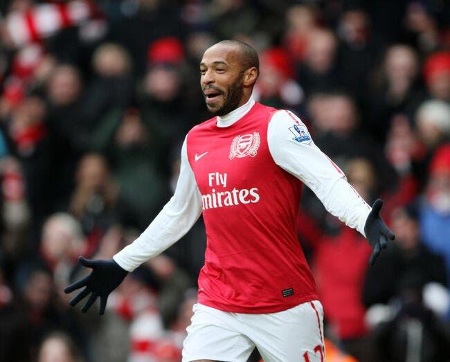 Thierry Henry craignait une fin pathétique à Arsenal