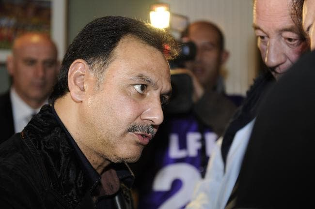 Lens bientôt débarrassé d'Hafiz Mammadov ?