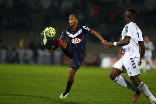 Bordeaux prolonge Touré jusqu'en 2019