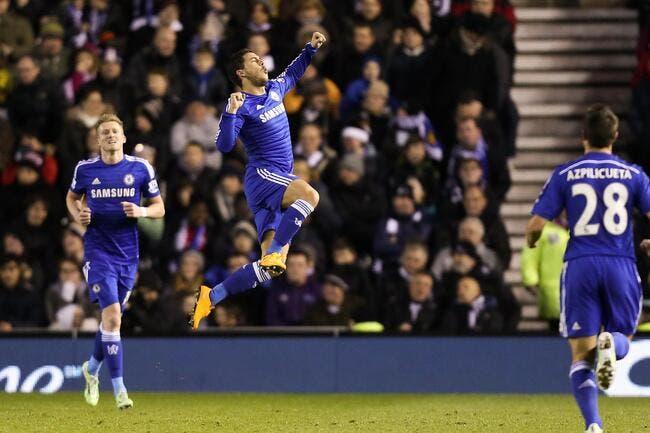 Le PSG pousse Chelsea à offrir à Hazard un salaire à huit chiffres