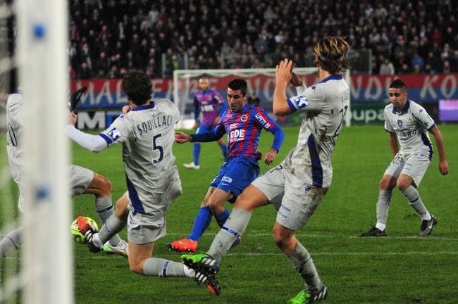 Caen ne se voit pas encore en Ligue 2