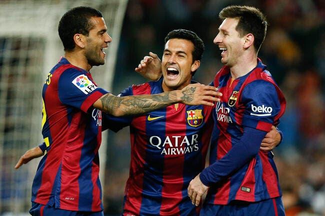 FC Barcelone - Cordoba : 5-0