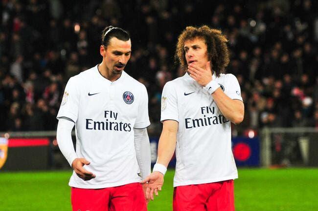 Ibrahimovic colle son nez dans le mercato du PSG