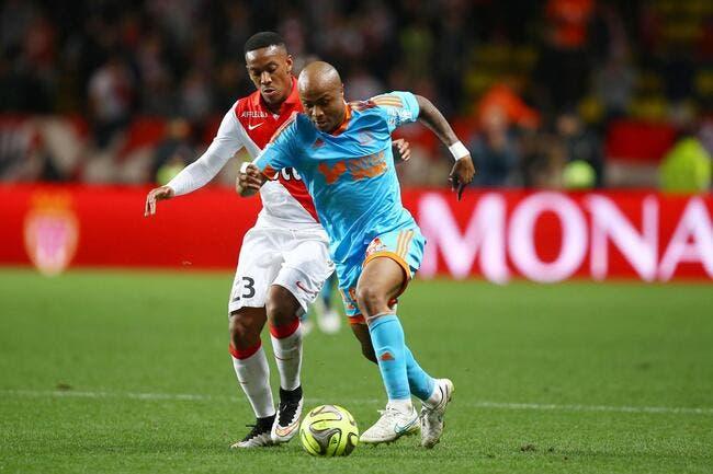 PSG, OL, Monaco… l'OM peut dormir tranquille pense Ayew
