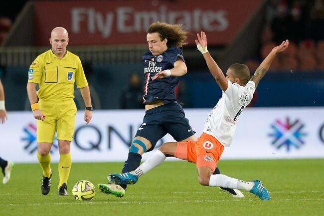 Tout va bien, le PSG a fait « un bon match » pour David Luiz