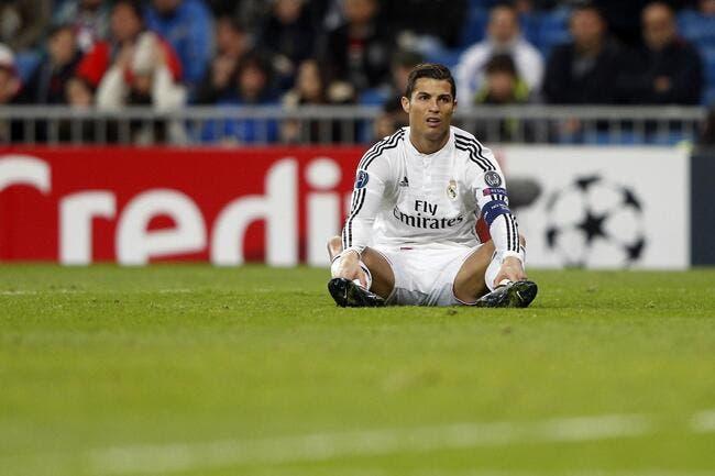 Cristiano Ronaldo met un vent monstrueux à Platini !